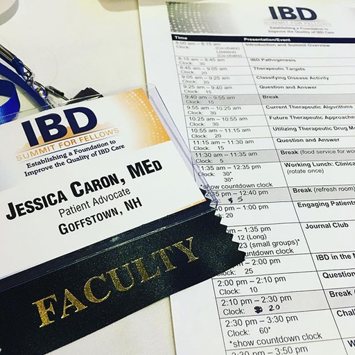 #IBD summit for fellows starts up today!