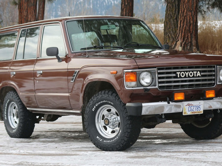 Arrives Today - 114K Mile FJ60