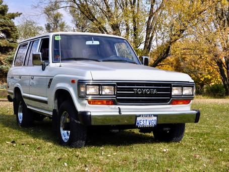 Sold - 1988 FJ62 - 42K Miles