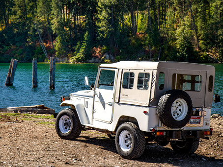 Looking for an FJ40 Hardtop