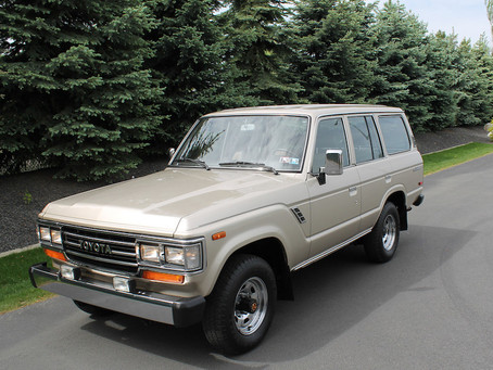 Most Collectable FJ62 - 13K Miles