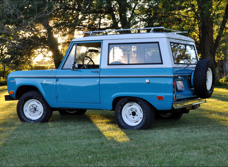 1969 Ford Bronco - Surf's Up!