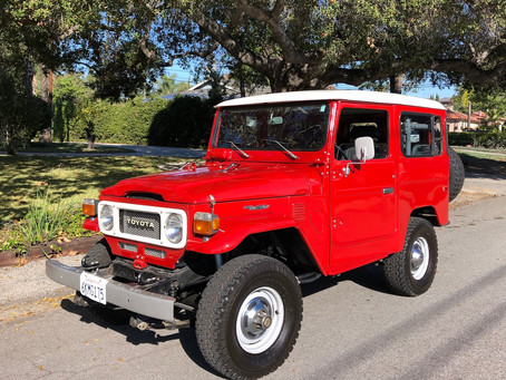 1979 FJ40 - The Real Deal!
