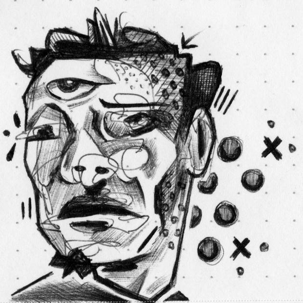 3rd Eye sketch