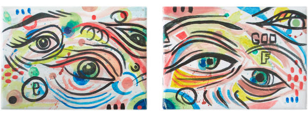 Abre Diptych