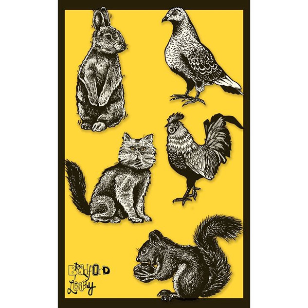 Zoo #art #drawing #ink #sketch #animaldr