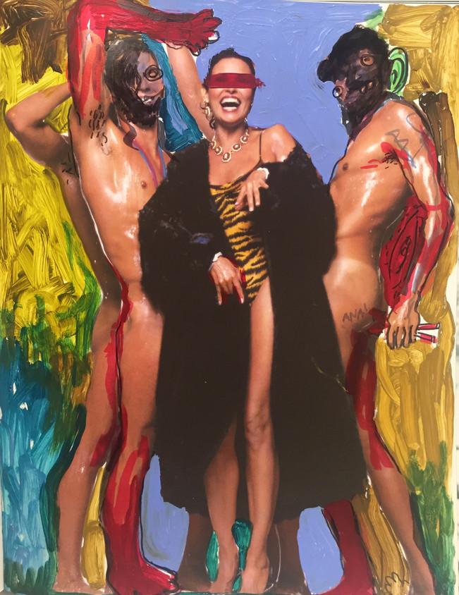1984 Orgy