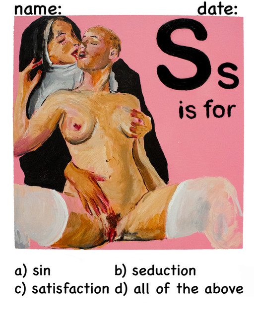 S is for