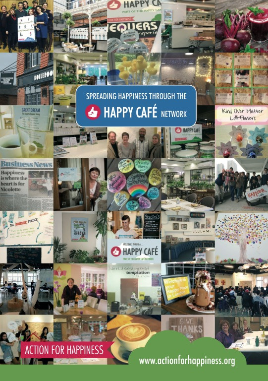 The first year of Happy Cafe Ely