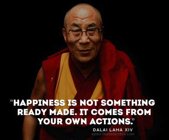 My (re)search for (Action for) Happiness