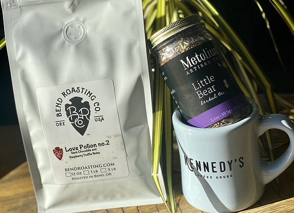 Kennedy Care Beans & Tea Box