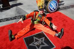 Staples Center Walk of Fame