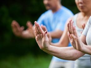 Conhece a prática de Tai Chi Chuan? Faça uma aula aberta na 1ª Jornada Zen do TCP