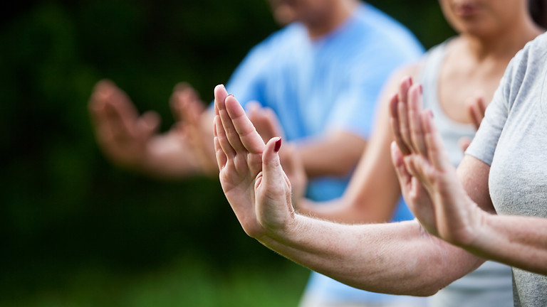 Tai Chi Every Wednesday starting February 3rd!