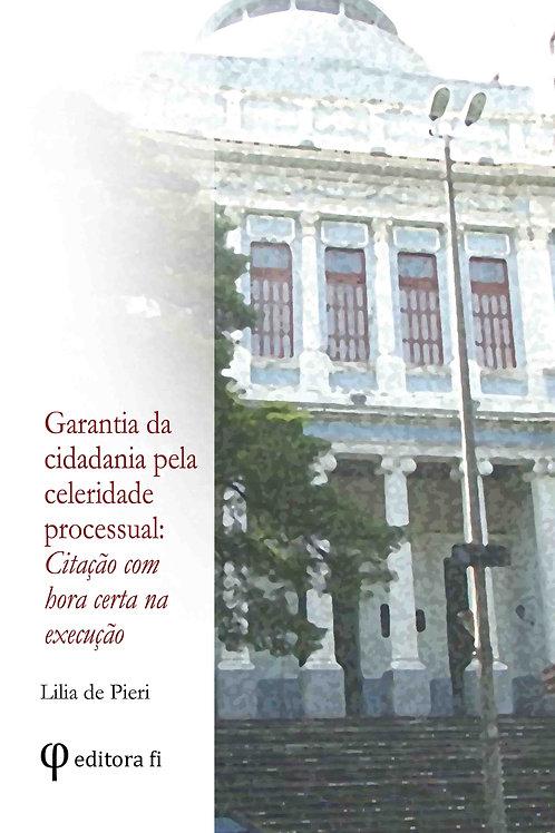 Garantia da cidadania pela celeridade processual