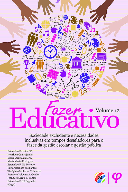 Fazer educativo, volume 12
