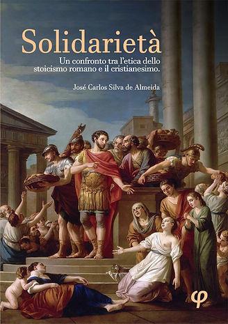 Arte de capa: Marcus Aurelius distributing bread to the people (1765) - Joseph-Marie Vien