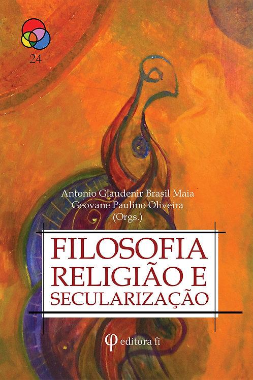 Filosofia, religião e secularização