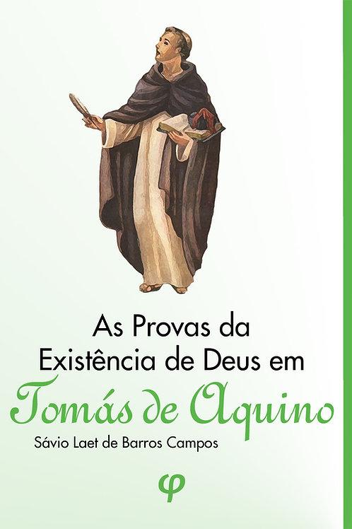 As Provas da Existência de Deus em Tomás de Aquino