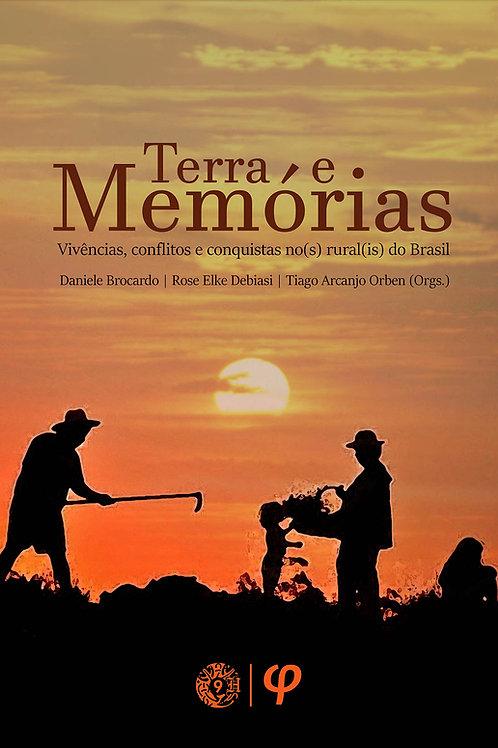 Terra e memórias: Vivências, conflitos e conquistas no(s) rural(is) do Brasil