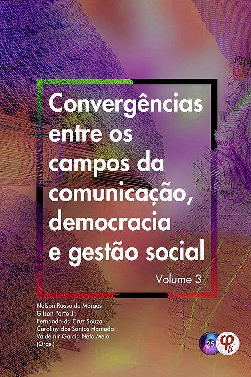 Convergências entre os campos da comunicação 3