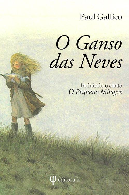 93 - Paul Gallico - O ganso das neves