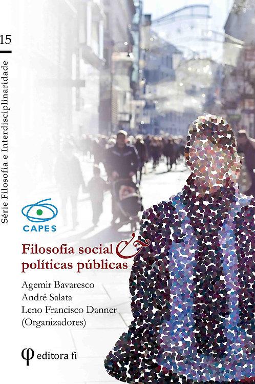 Filosofia social e políticas públicas