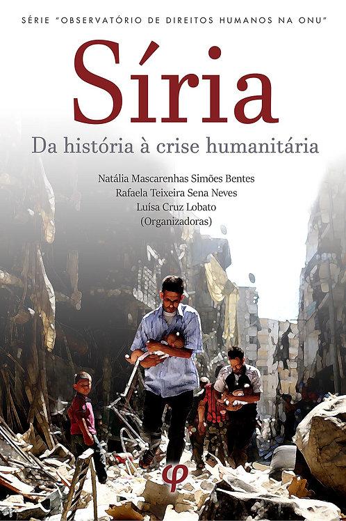 Síria: da história à crise humanitária