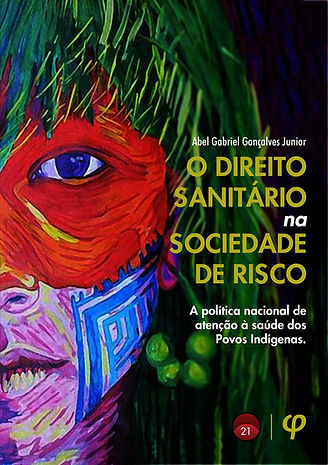 Arte da capa: Índio do Xingu, Amazônia - Elvis da Silva