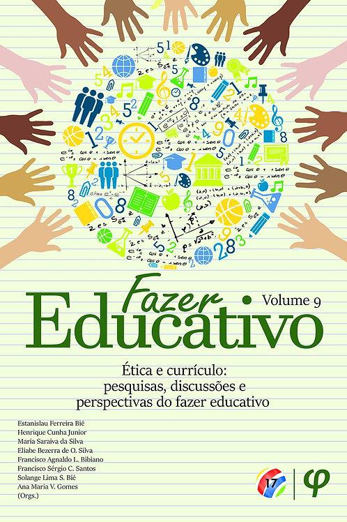 Fazer educativo, volume 9