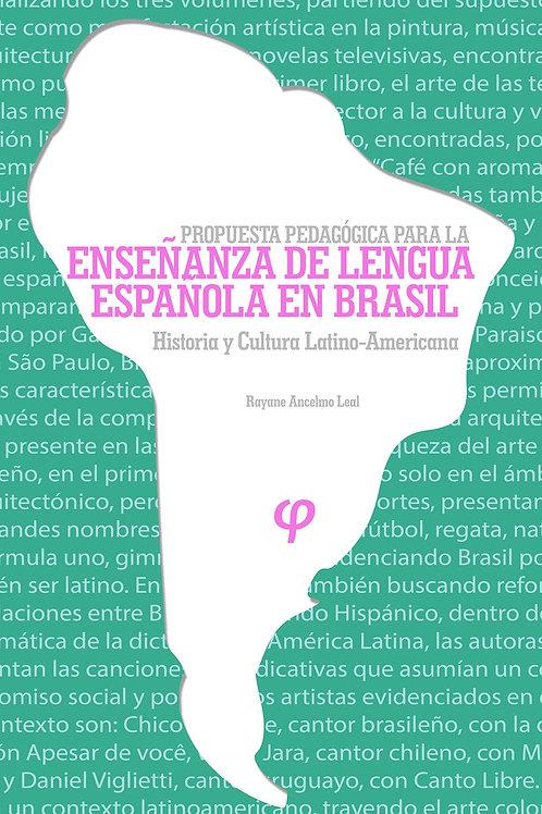 Propuesta pedagógica para la enseñanza de lengua española en Brasil