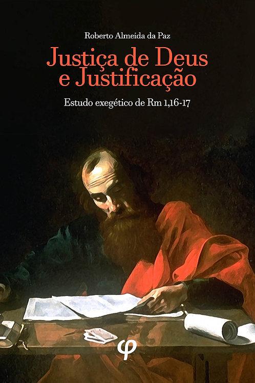 Justiça de Deus e justificação: estudo exegético de Rm 1,16-17