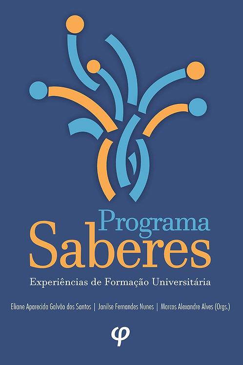 Programa Saberes: experiências de formação universitária