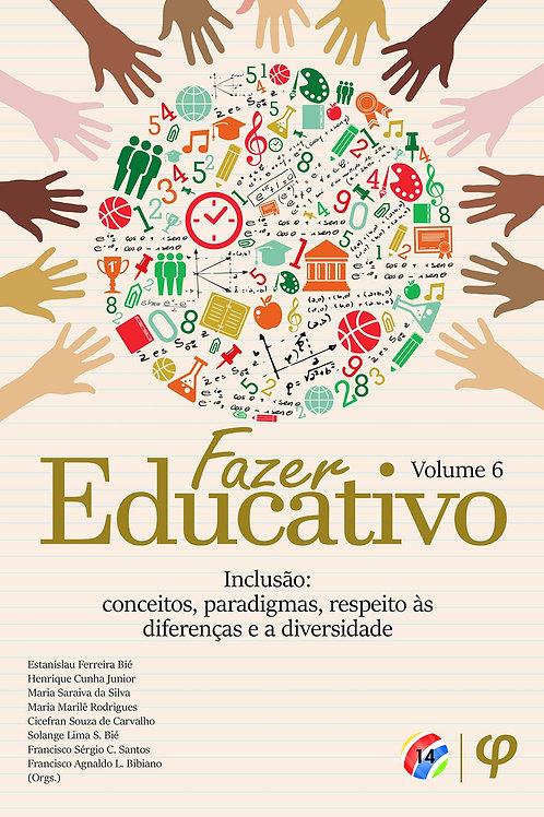 Fazer educativo, volume 6