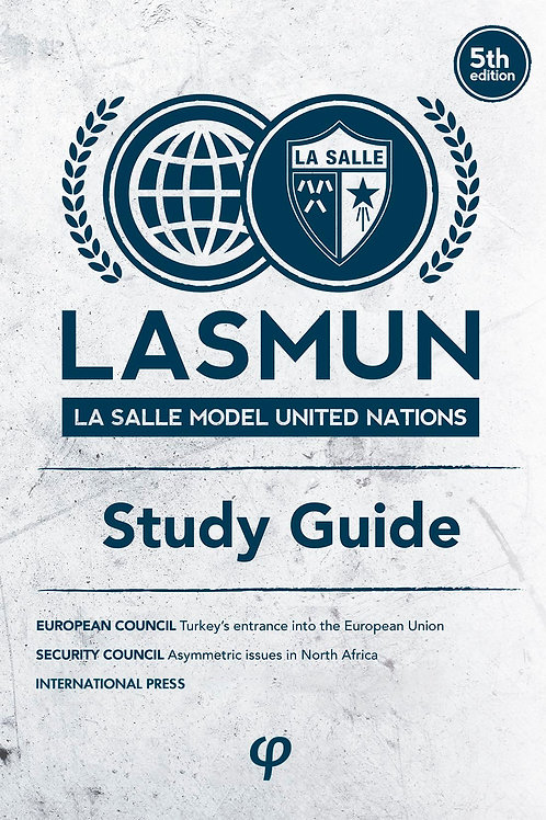 LASMUN – La Salle Model United Nations: 2017 – 5th edition