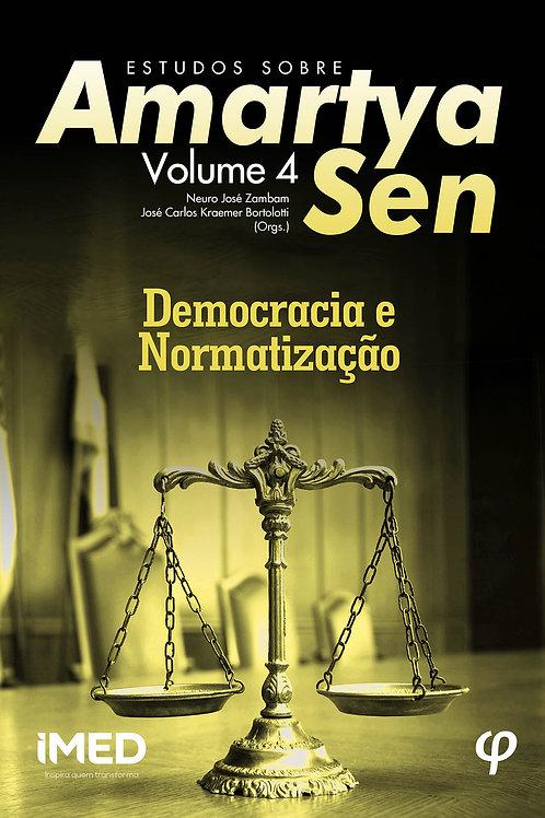 Estudos sobre Amartya Sen, Volume 4