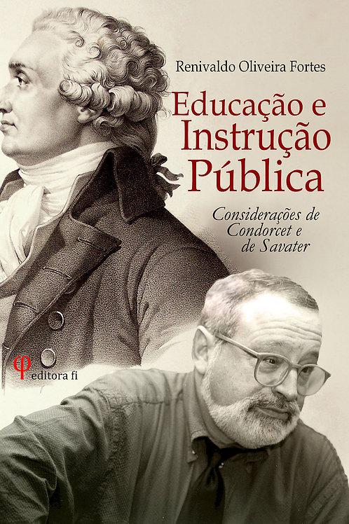 Educação e instrução pública