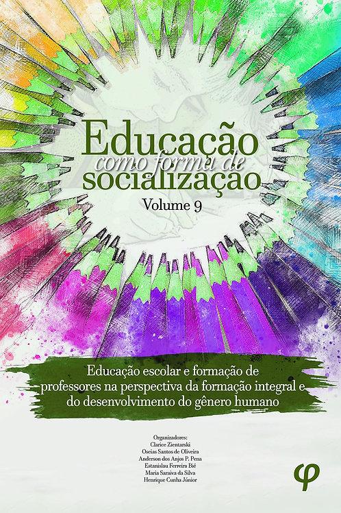 Educação Como Forma de Socialização - Volume 9