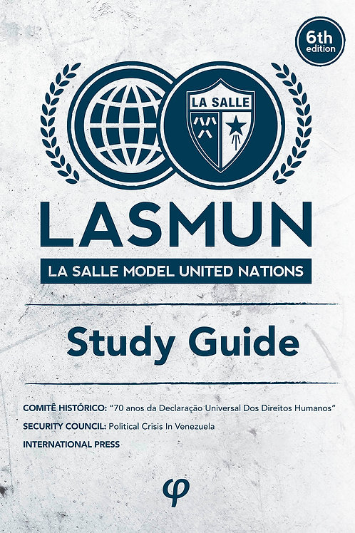 LASMUN – La Salle Model United Nations: 2018 – 6th edition