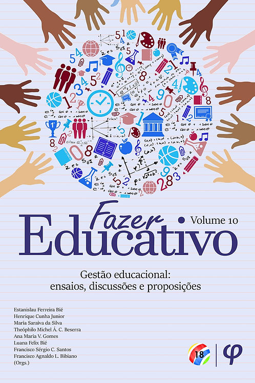 Fazer educativo, volume 10