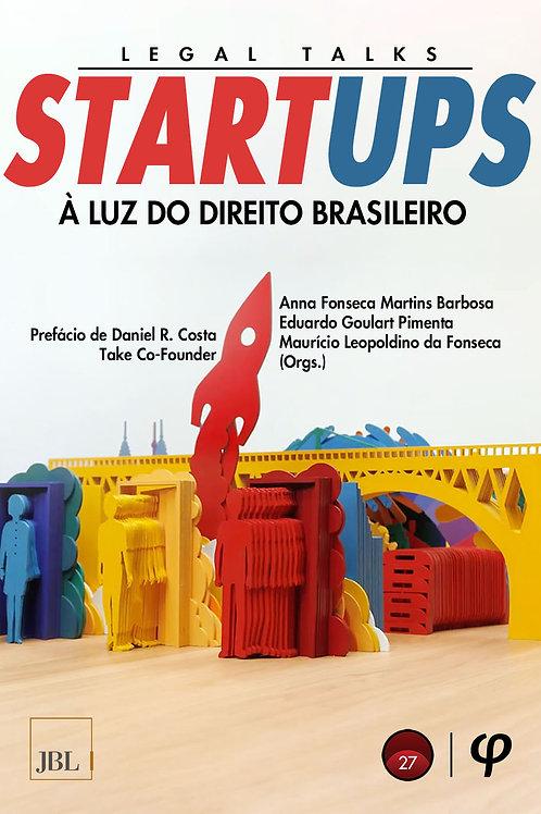 Legal Talks: Startups à luz do direito brasileiro