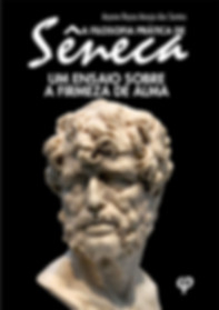 """Fotografia de capa: Bust of Seneca, marble made by an anonymous author in the XVIIth century (H. 70 cm; pr 23 cm l. 33 cm). - Work Inventory N° Cat. E144 of the Museo del Prado in Madrid. Photograph taken during the exhibition """"l'Europe de Rubens"""" (The Europe of Rubens) in the Louvre-Lens museum."""