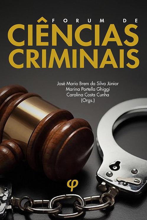 Forum de Ciências Criminais