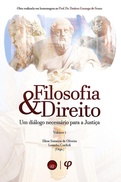 Filosofia e Direito: um diálogo necessário para a Justiça, Vol. 1