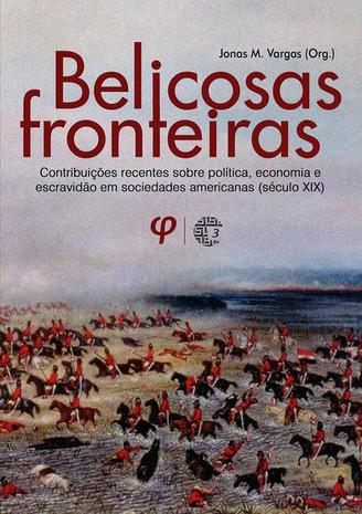 Arte da capa: Batalla de Tuyutí, por Cándido López