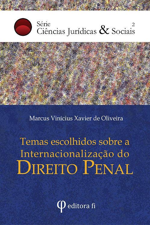 Temas escolhidos sobre a internacionalização do