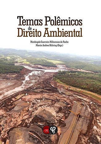 Fotografia de capa: Vista aérea da região afetada pelo rompimento da barragem da mina Córrego do Feijão, em Brumadinho (MG) - 26/01/2019 (Andre Penner/AP)