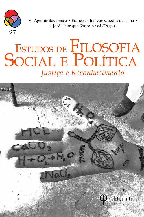 Estudos de filosofia social e política