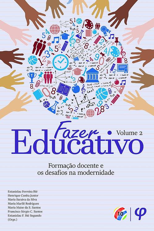 Fazer educativo, volume 2