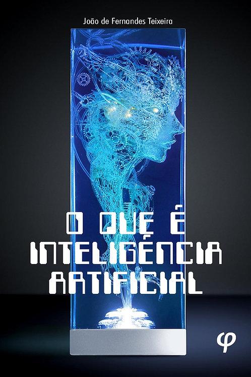 O que é inteligência artificial - João de Fernandes Teixeira